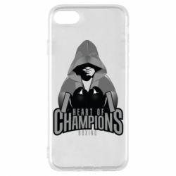 Чехол для iPhone 7 Heart of Champions