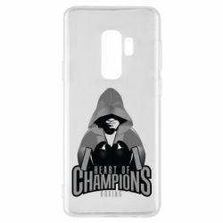 Чехол для Samsung S9+ Heart of Champions