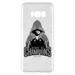 Чехол для Samsung S8 Heart of Champions