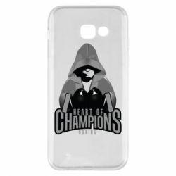 Чехол для Samsung A5 2017 Heart of Champions