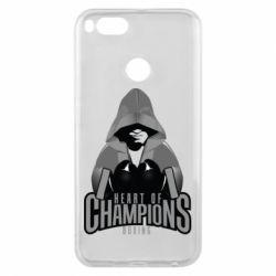 Чехол для Xiaomi Mi A1 Heart of Champions