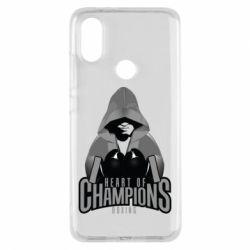 Чехол для Xiaomi Mi A2 Heart of Champions