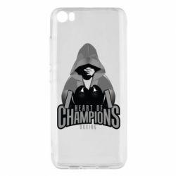 Чехол для Xiaomi Mi5/Mi5 Pro Heart of Champions