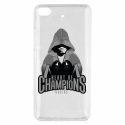 Чехол для Xiaomi Mi 5s Heart of Champions