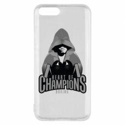 Чехол для Xiaomi Mi6 Heart of Champions