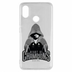 Чехол для Xiaomi Mi8 Heart of Champions