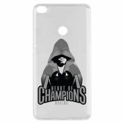 Чехол для Xiaomi Mi Max 2 Heart of Champions