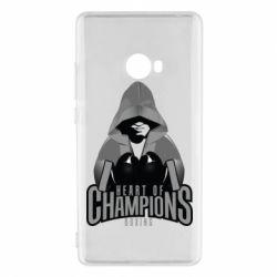 Чехол для Xiaomi Mi Note 2 Heart of Champions