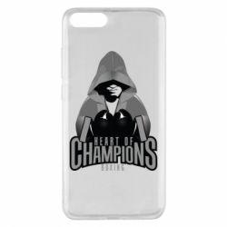 Чехол для Xiaomi Mi Note 3 Heart of Champions