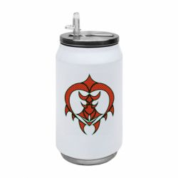 Термобанка 350ml Heart warrior
