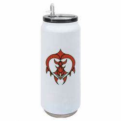 Термобанка 500ml Heart warrior