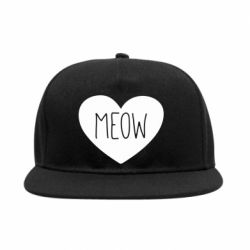 Снепбек Heart and meow