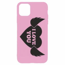Чохол для iPhone 11 Pro Max Heart with wings