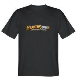 Чоловіча футболка Hearthstone logotip