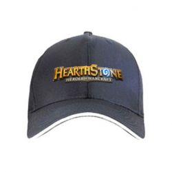 Кепка Hearthstone logotip