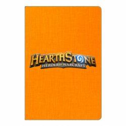 Блокнот А5 Hearthstone logotip