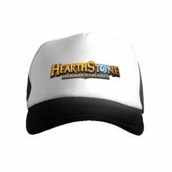 Дитяча кепка-тракер Hearthstone logotip