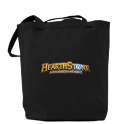 Сумка Hearthstone logotip