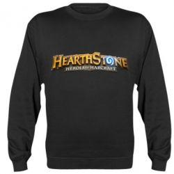Реглан (світшот) Hearthstone logotip