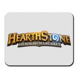 Килимок для миші Hearthstone logotip