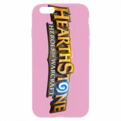 Чохол для iPhone 6/6S Hearthstone logotip