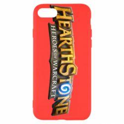 Чохол для iPhone 7 Hearthstone logotip