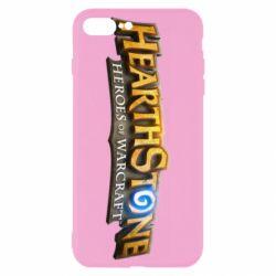 Чохол для iPhone 7 Plus Hearthstone logotip