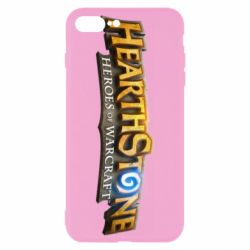 Чохол для iPhone 8 Plus Hearthstone logotip