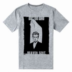 Чоловіча стрейчева футболка Heaven Sent