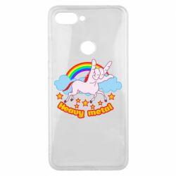 Чохол для Xiaomi Mi8 Lite Heavy metal unicorn