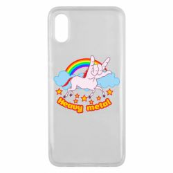 Чохол для Xiaomi Mi8 Pro Heavy metal unicorn