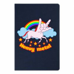 Блокнот А5 Heavy metal unicorn