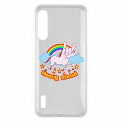 Чохол для Xiaomi Mi A3 Heavy metal unicorn