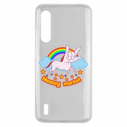 Чохол для Xiaomi Mi9 Lite Heavy metal unicorn