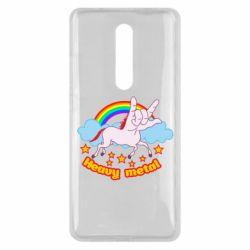 Чохол для Xiaomi Mi9T Heavy metal unicorn