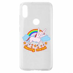 Чохол для Xiaomi Mi Play Heavy metal unicorn