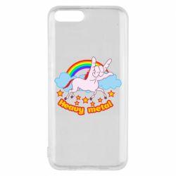 Чохол для Xiaomi Mi6 Heavy metal unicorn