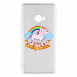 Чехол для Xiaomi Mi Note 2 Heavy metal unicorn