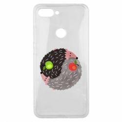 Чохол для Xiaomi Mi8 Lite Hedgehogs yin-yang
