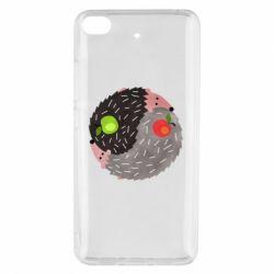 Чохол для Xiaomi Mi 5s Hedgehogs yin-yang