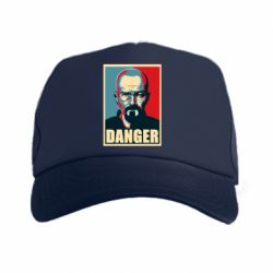 Кепка-тракер Heisenberg Danger