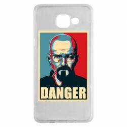 Чохол для Samsung A5 2016 Heisenberg Danger