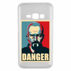 Чохол для Samsung J1 2016 Heisenberg Danger