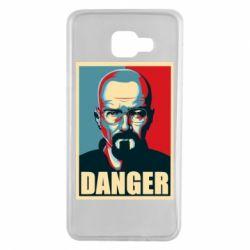 Чохол для Samsung A7 2016 Heisenberg Danger