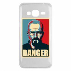 Чохол для Samsung J3 2016 Heisenberg Danger