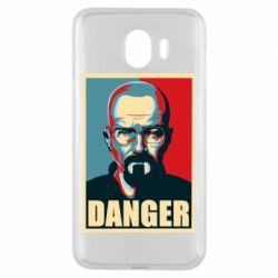 Чохол для Samsung J4 Heisenberg Danger