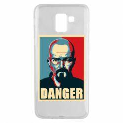 Чохол для Samsung J6 Heisenberg Danger