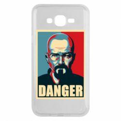 Чохол для Samsung J7 2015 Heisenberg Danger