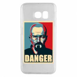 Чохол для Samsung S6 EDGE Heisenberg Danger