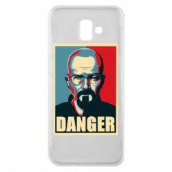 Чохол для Samsung J6 Plus 2018 Heisenberg Danger